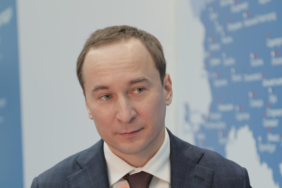 Член правления банка «Открытие» Александр Владиславович Пахомов.