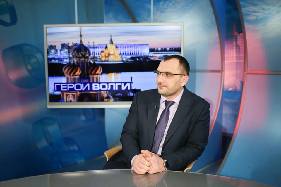 Михаил Першин: «На сегодняшний день в судостроении дефицит специалистов»