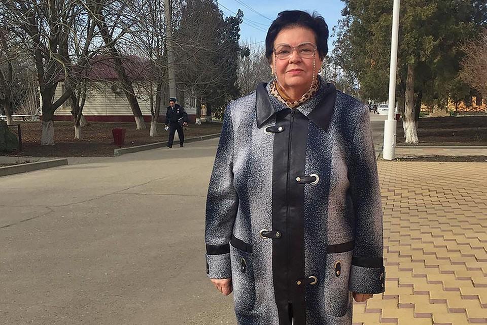 Надежда Цапок. Фото: Сергей Минаев, Экспресс-газета