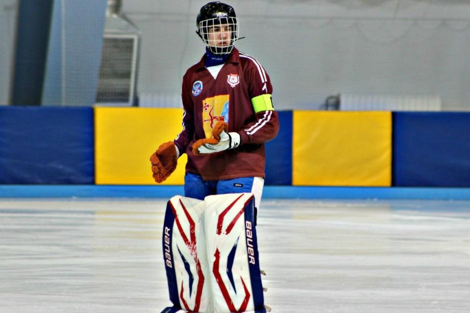 Артем Катаев получил 47-й номер в сборной. Фото: Владимир КРАСНОВ vk.com/rodinakirovfan