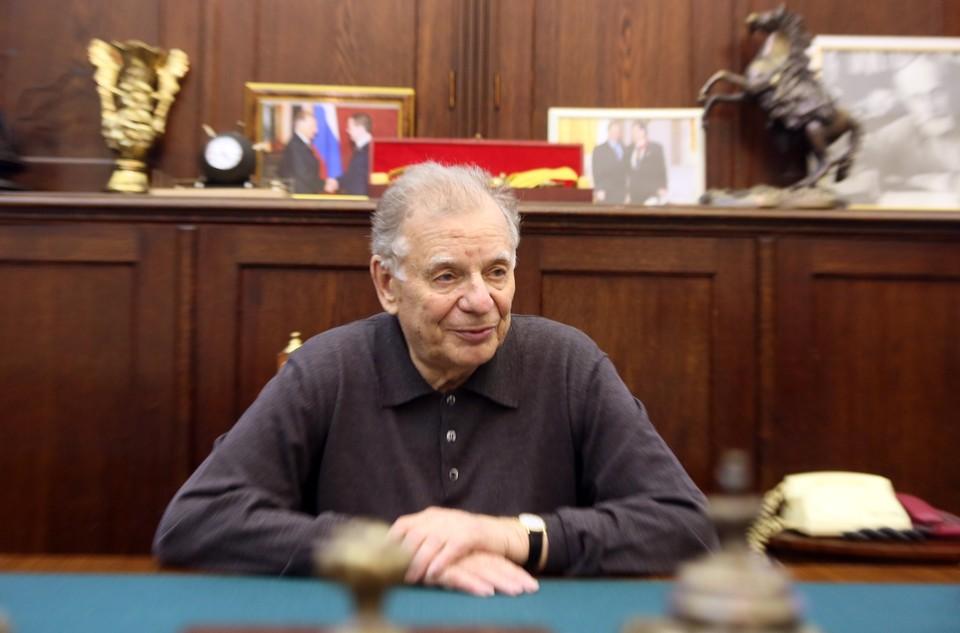 Смерть Жореса Алферова является огромной потерей не только для России, но и для всего научного сообщества