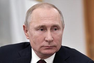 Путин выразил соболезнования родным и близким Алферова