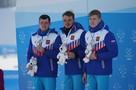 Российские лыжники Якимушкин, Тимашов и Кириллов один в один повторили вчерашний триумф на Универсиаде-2019