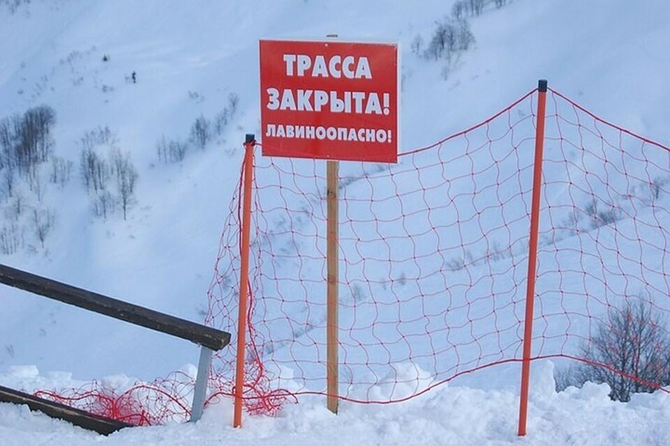 В Сочи до понедельника объявили экстренное предупреждение и режим готовности