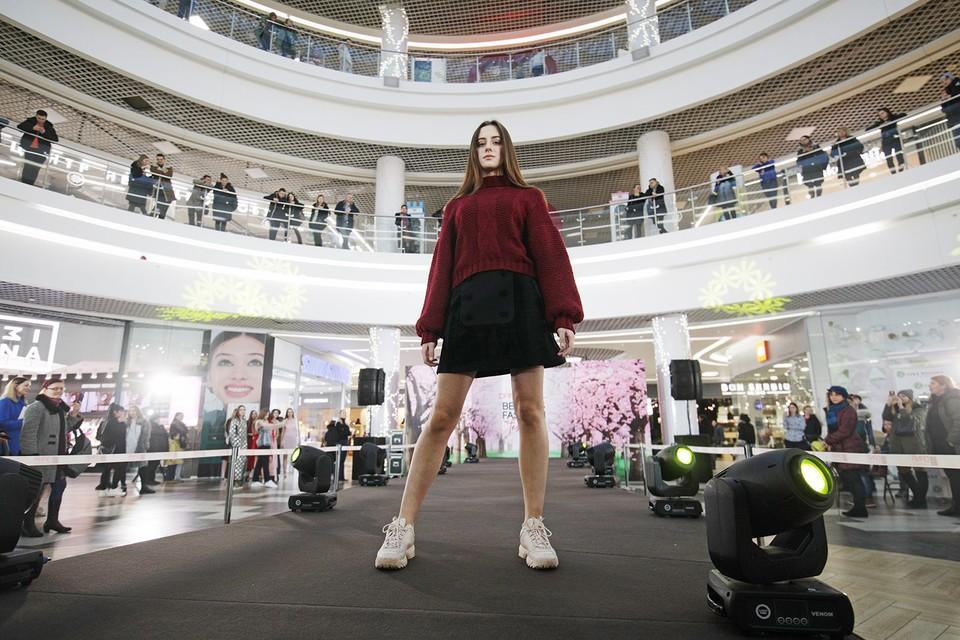 В Минске стартовал фестиваль белорусской моды.