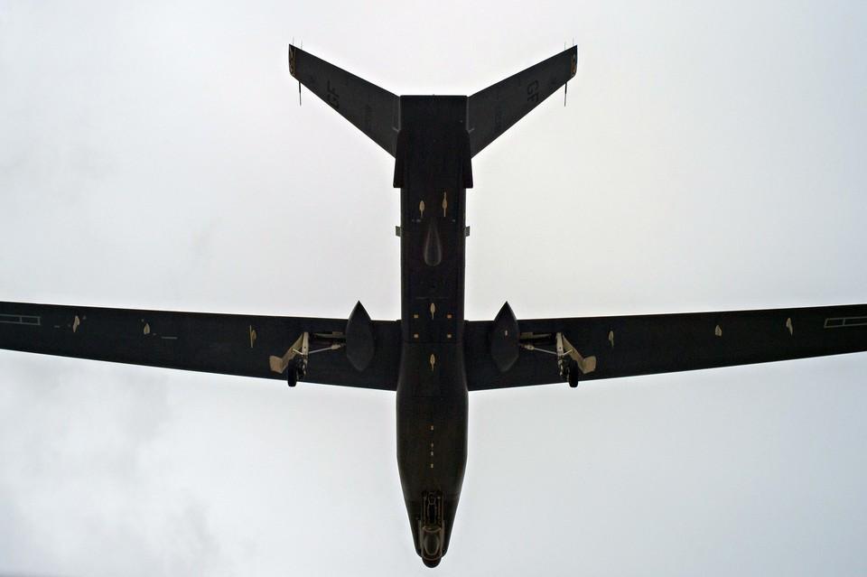 БПЛА RQ-4B-30 Global Hawk