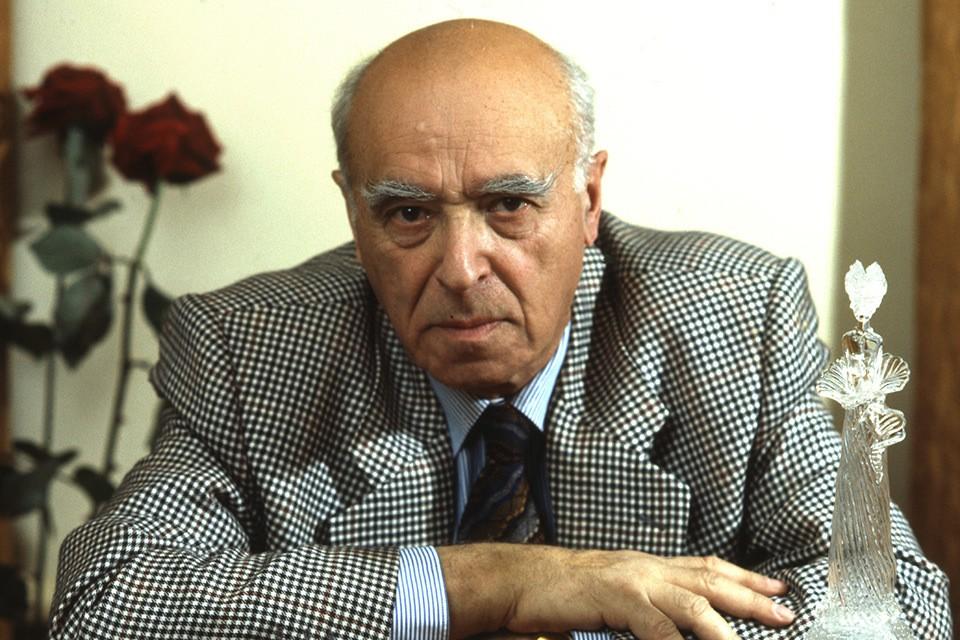Актер Владимир Этуш.