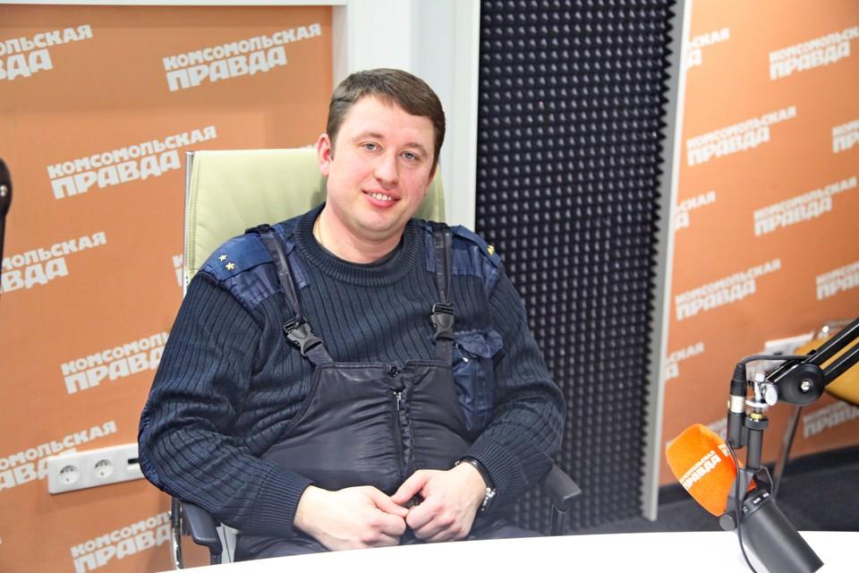Сергей КОМПАНЕЙЦЕВ.