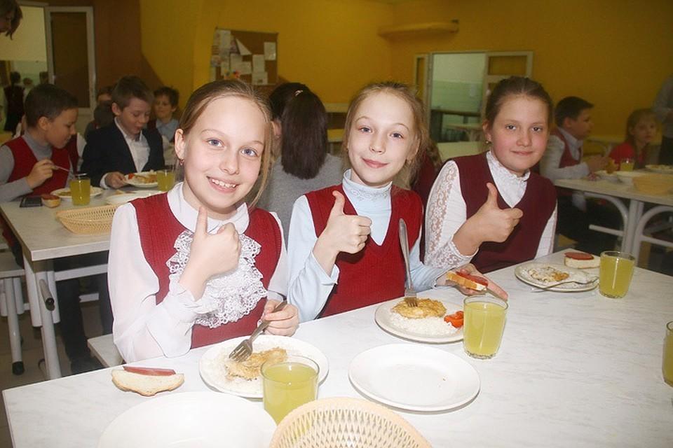 В российских школах могут организовать специальное питание для детей-диабетиков