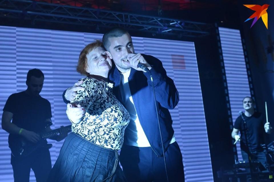 В Минске прошел концерт французского рэпера Пьера Эндерлена (псевдоним PIHPOH)