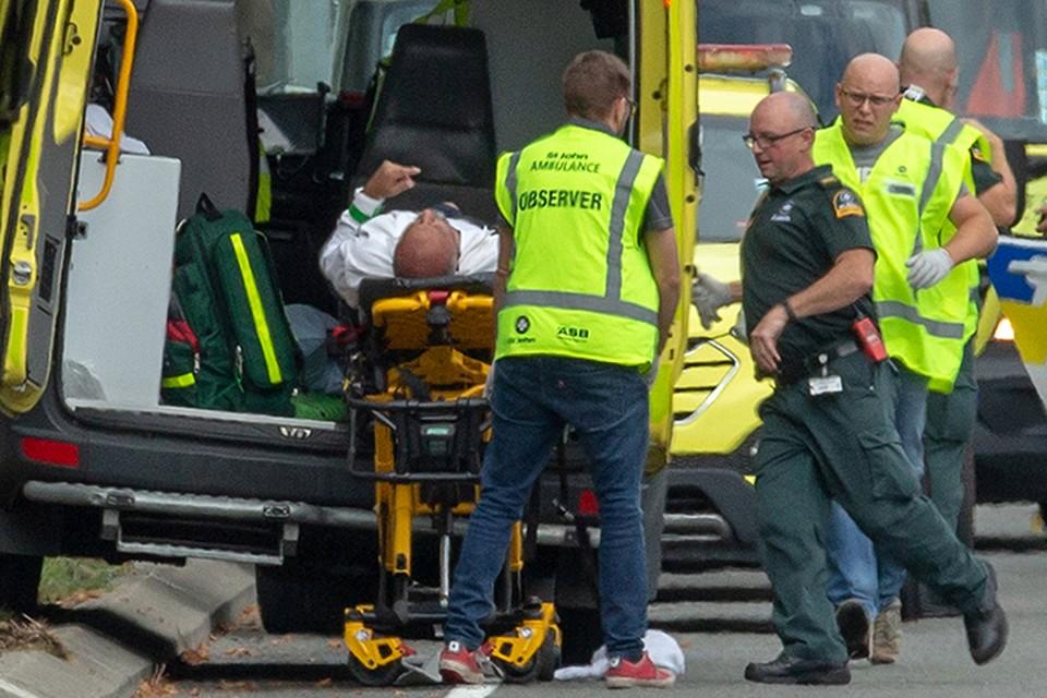 Массовая стрельба произошла в двух мечетях новозеландского города Крайстчерч