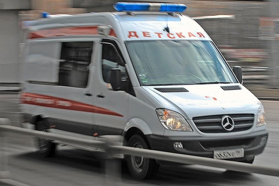Девочка выжила после падения с шестого этажа