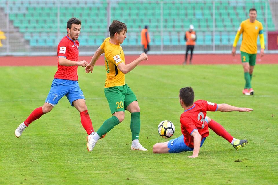 Фото: пресс-служба ФК «Урожай»
