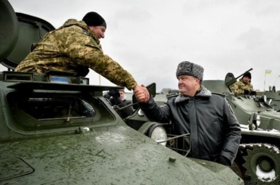 В ДНР президента Украины Петра Порошенко подозревают в подготовке провокаций для срыва выборов