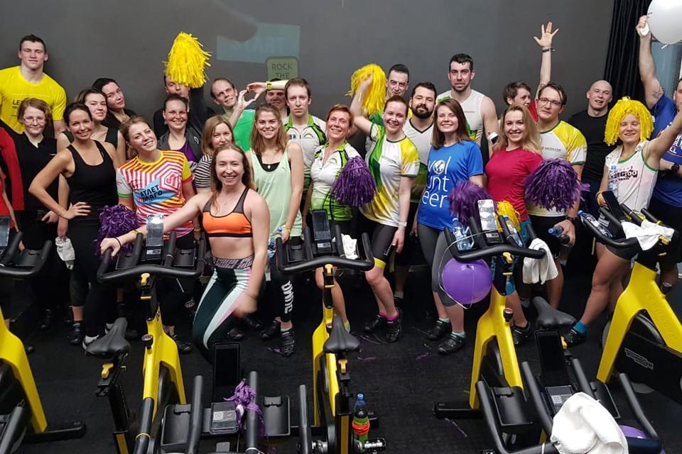 Марафон собрал 160 неравнодушных любителей спорта Фото: Анна ИВАНОВА