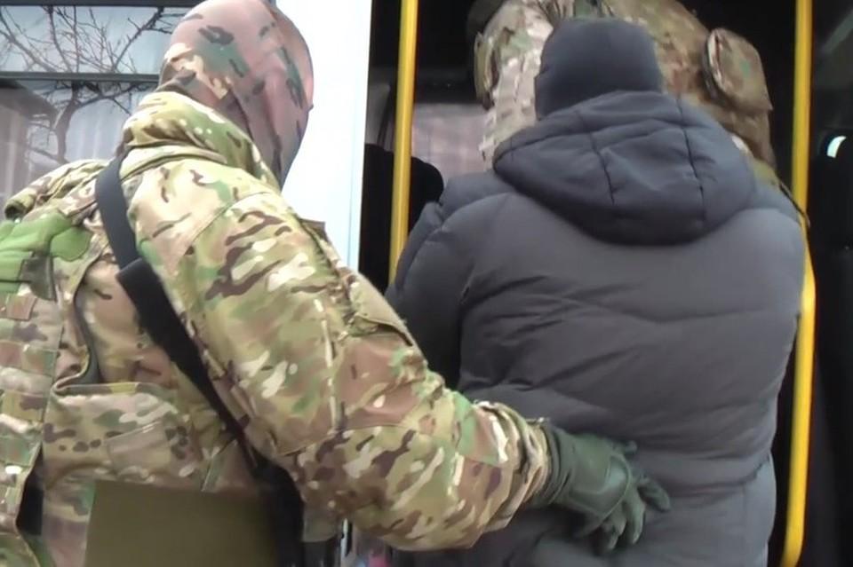 Фото: скриншот с оперативного видео