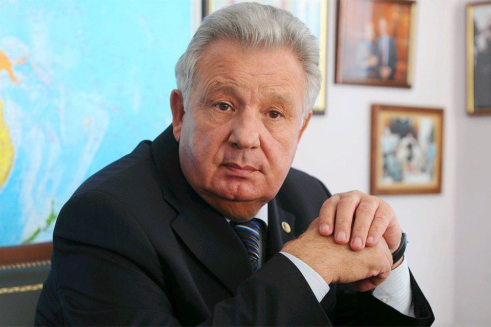 """Виктор Ишаев в редакции """"Комсомольской правды"""", 2012 год"""