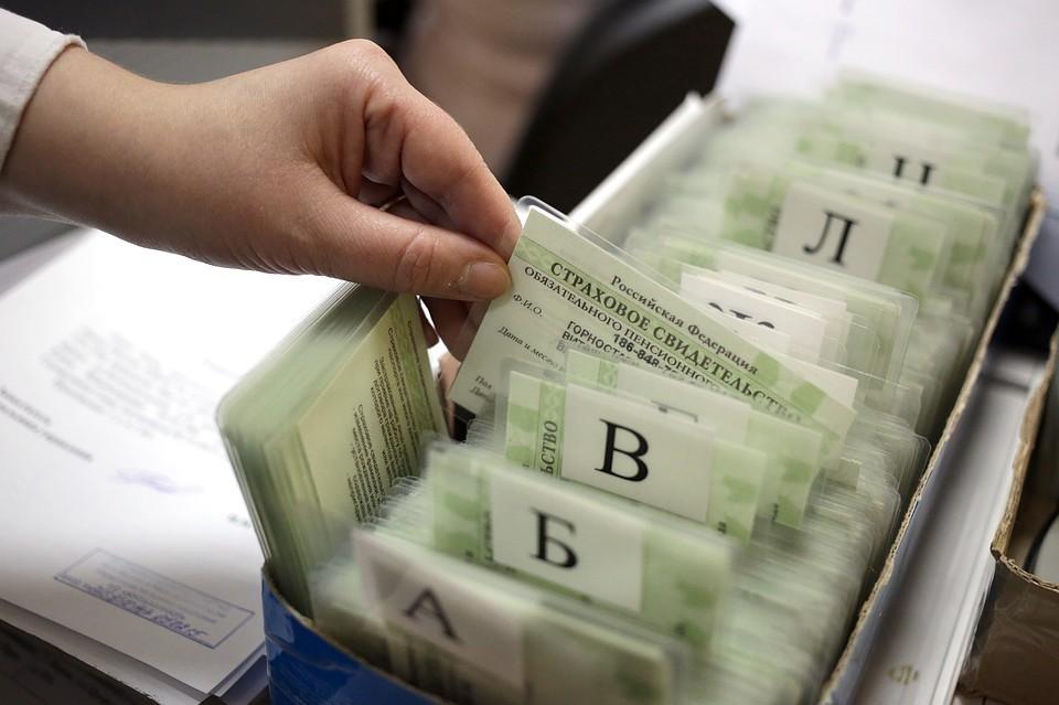 Отмена бумажных документов должна упростить жизнь россиянам. Фото: Артем Геодакян/ТАСС