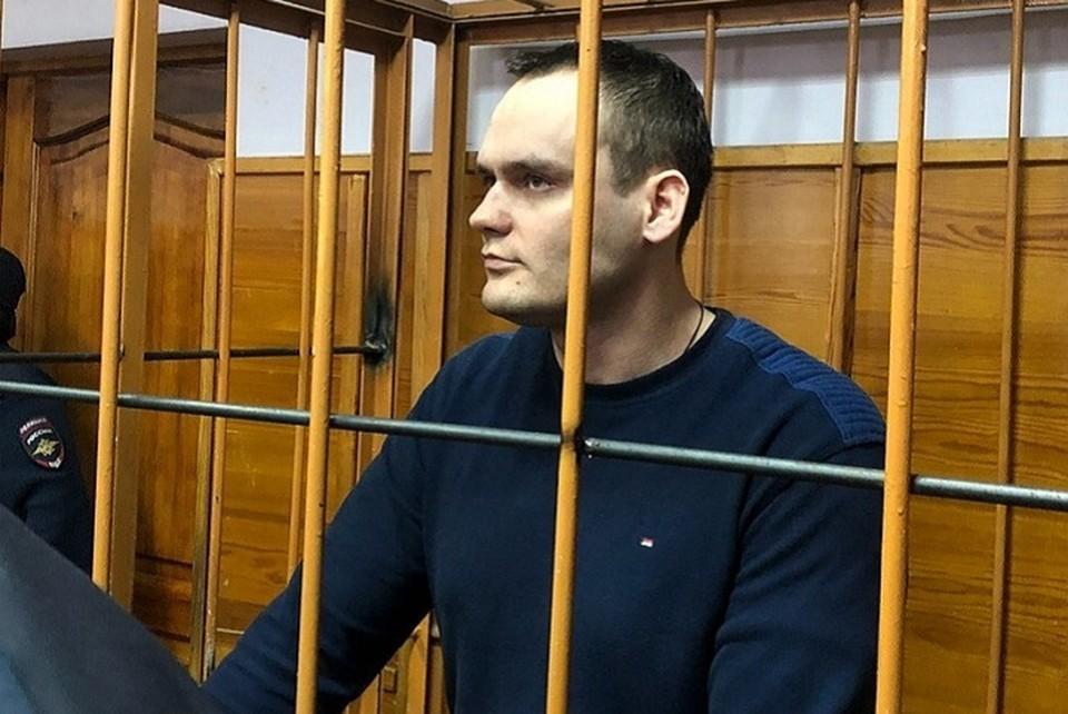 Алексея Сушко приговорили к шести годам колонии строгого режима. Фото: соцсети