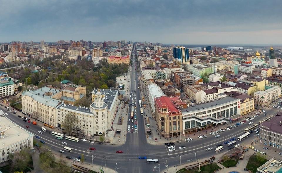 Ростов готовится к юбилею.