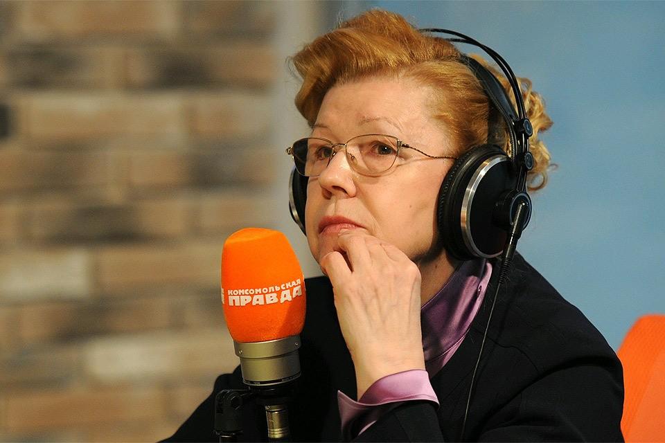 Елена Мизулина.