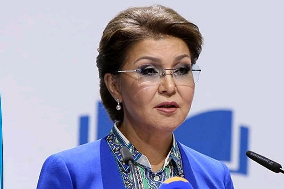 Общество ждет легитимного подтверждения преемственности стратегического курса Елбасы, - Дарига Назарбаева