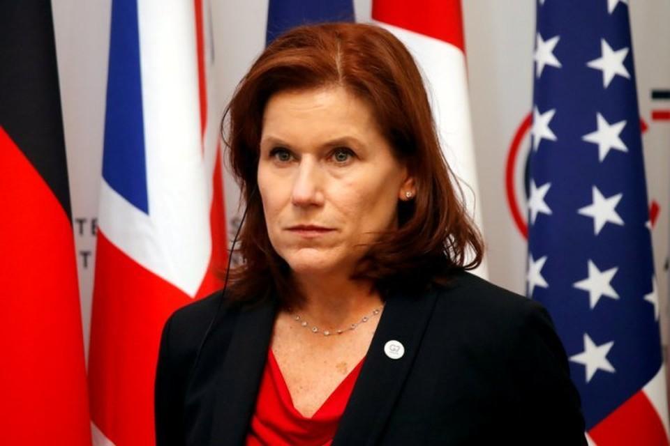Исполняющая обязанности заместителя министра внутренней безопасности США Клэр Грейди