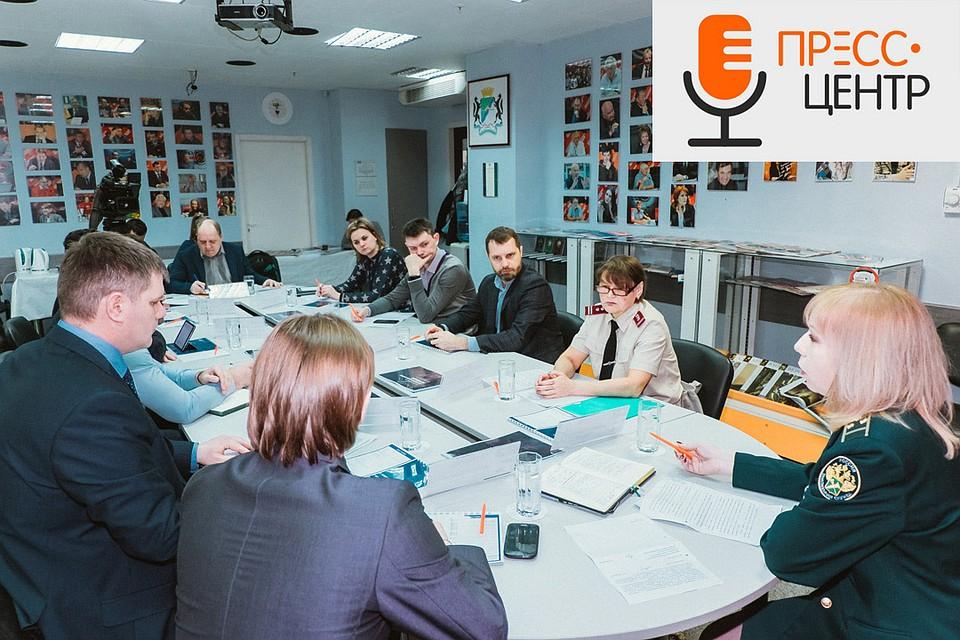 За круглым столом в пресс-центре «Комсомольской правды» в Новосибирске проблему обсудили представители контролирующих организаций, власти и бизнеса.