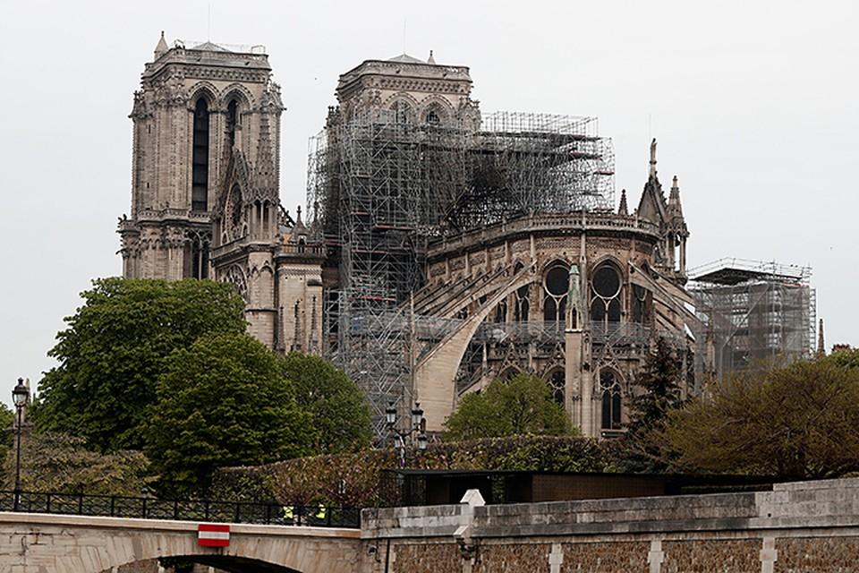 Это катастрофа цивилизационного масштаба. Не только для французской, не только для европейской, но и мировой цивилизации