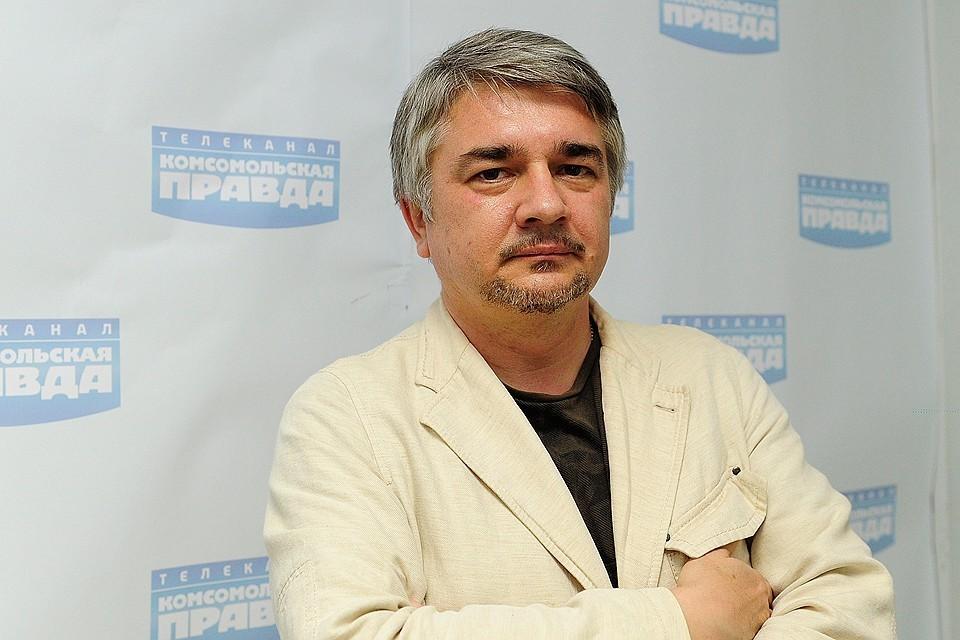 Политолог Ростислав Ищенко.