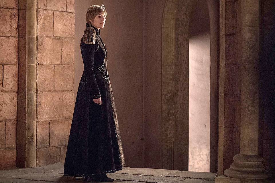 """Кадр из первой серии 8 сезона """"Игры престолов""""."""