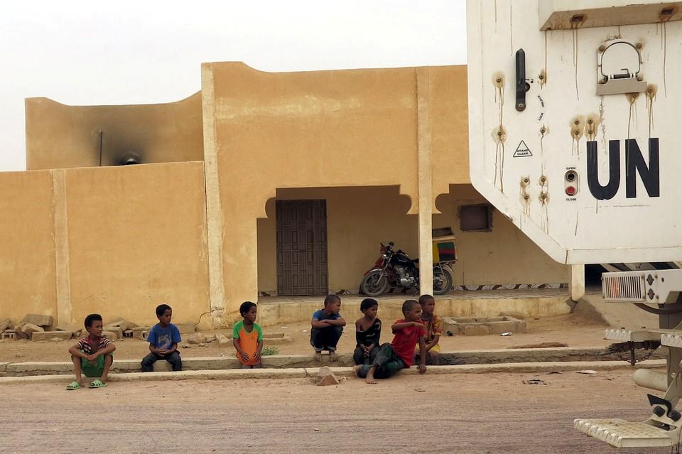 Один сотрудник миссии ООН по стабилизации в Мали погиб, четверо получили ранения