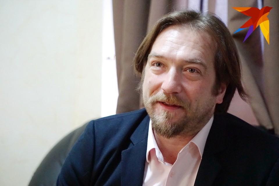 Петр Красилов в Воронеже.