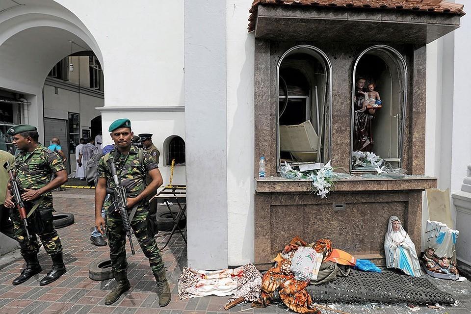 Власти Шри-Ланки предупредили об угрозе терактов в мечетях