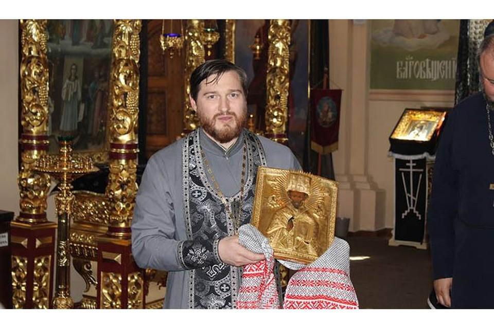 Икону вернули в монастырь. Фото: Следственный комитет