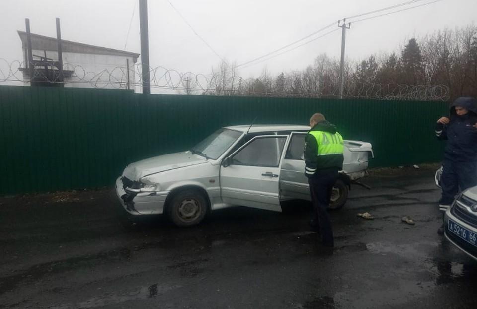 В ирбите нетрезвый водитель попал в двойное дтп
