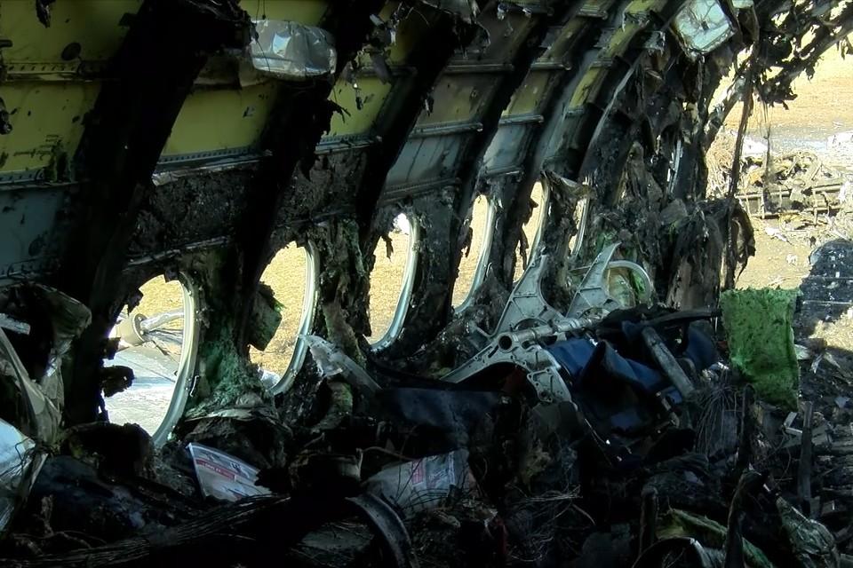 В огне погиб 41 человек, включая двоих детей