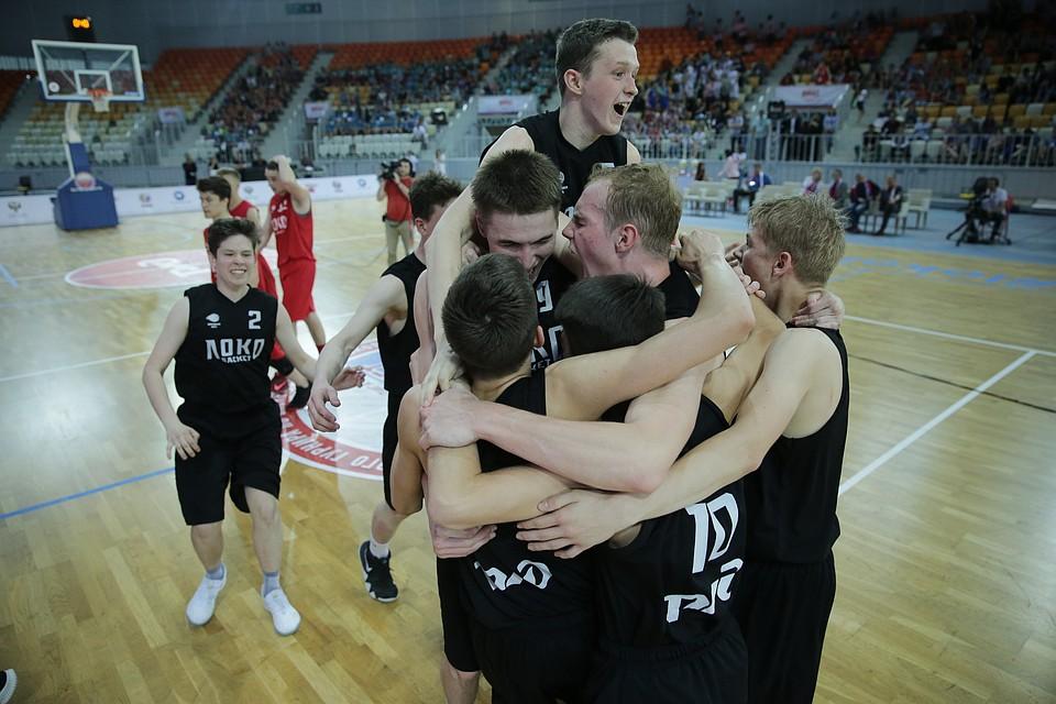 726085ee Солнце, море, баскетбол. В Сочи завершился Суперфинал турнира ...