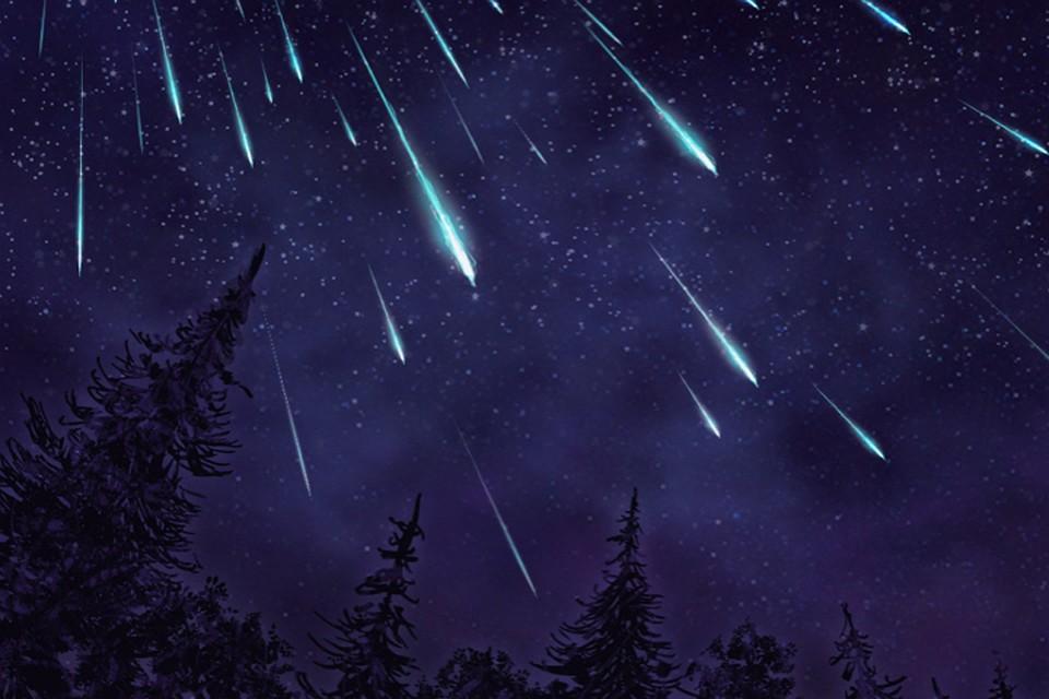 Что такое звездопад доклад 3409