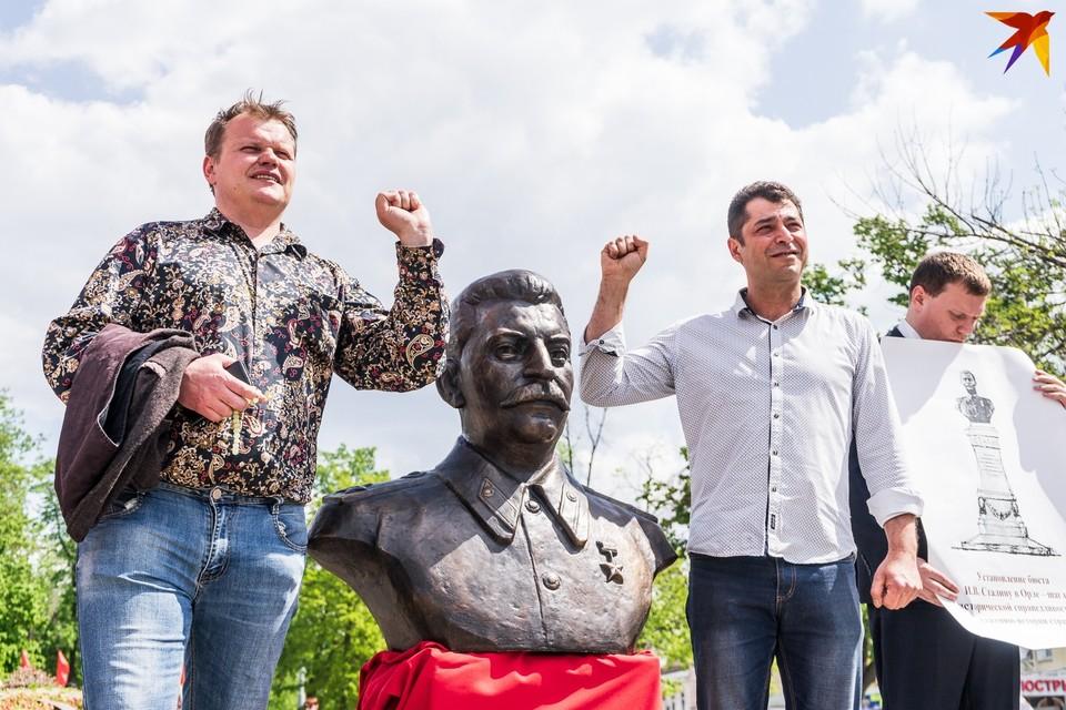 Готовый бюст Иосифу Виссарионовичу