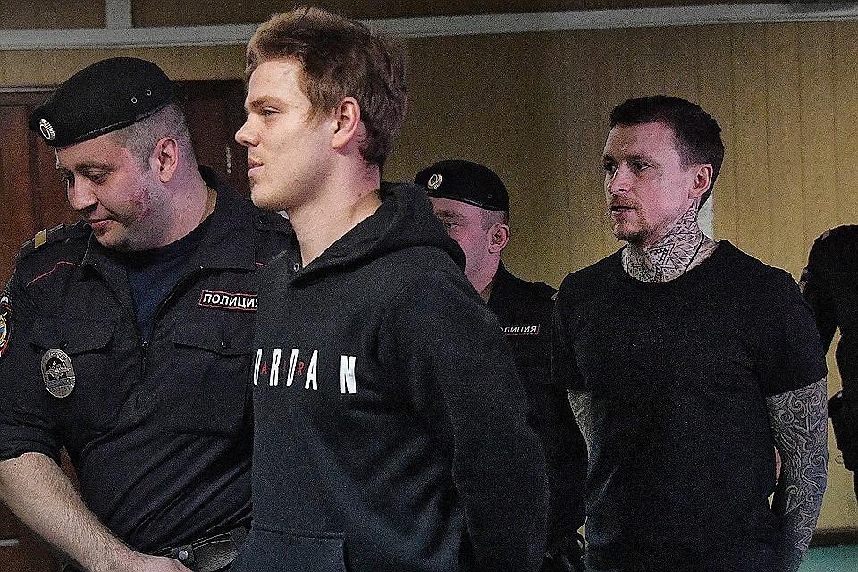 Футболист Александр Кокорин не останется отбывать наказание в следственном изоляторе