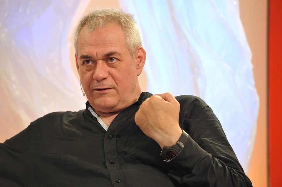 Журналист Сергей Доренко.