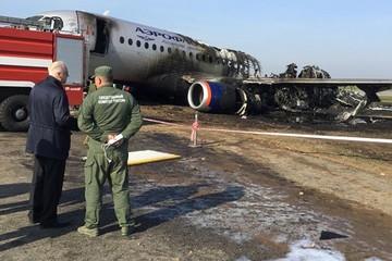 Бывший конструктор КБ «Сухой»: Командир сгоревшего SSJ-100 до этого никогда не сажал этот тип самолетов в ручном режиме