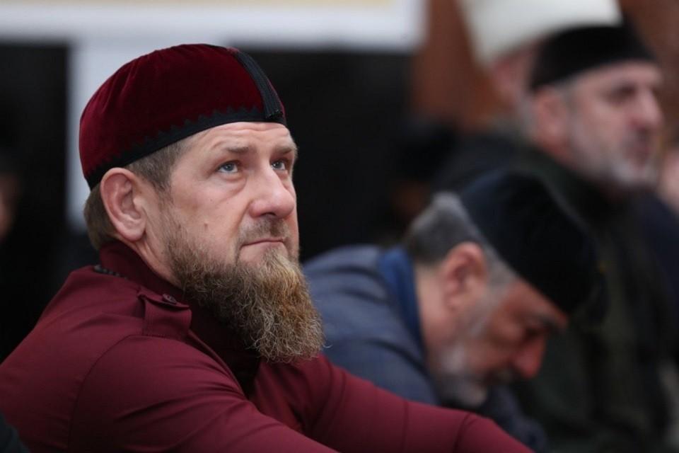 Родовое селение Кадырова переименовали в честь президента Чечни