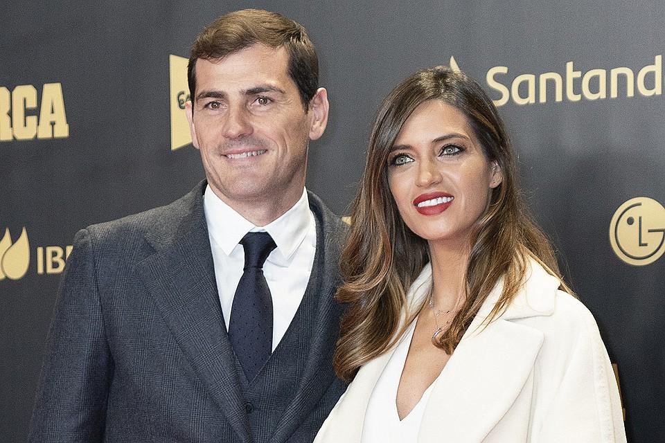 Икер касильяс с женой фото [PUNIQRANDLINE-(au-dating-names.txt) 22