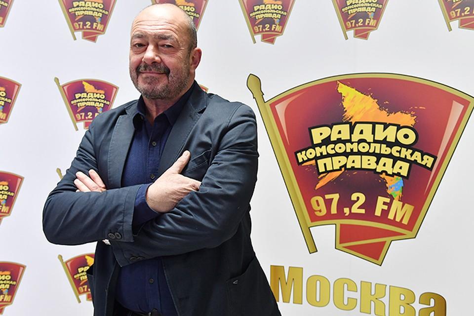 """Журналист и президент """"Клуба путешествий"""" Михаил Кожухов"""