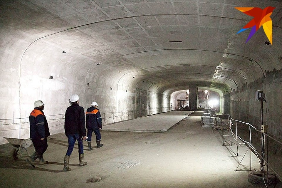 Три других станции третьей линии метро заработают к 2023 году.