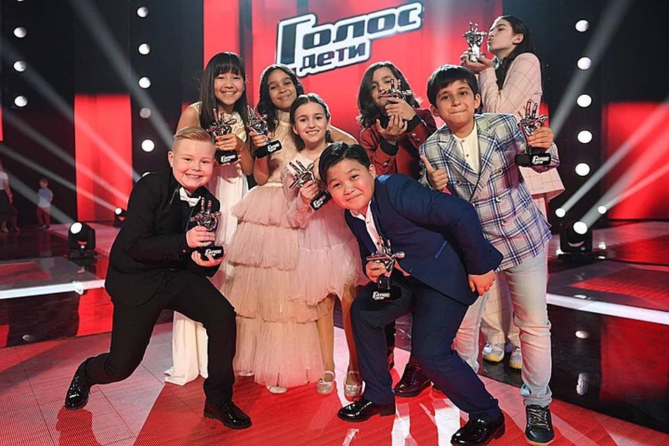 Победителями сезона назвали всех девятерых участников финала. Фото: Максим ЛИ