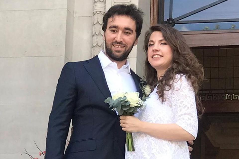 Мария вышла замуж будучи в положении