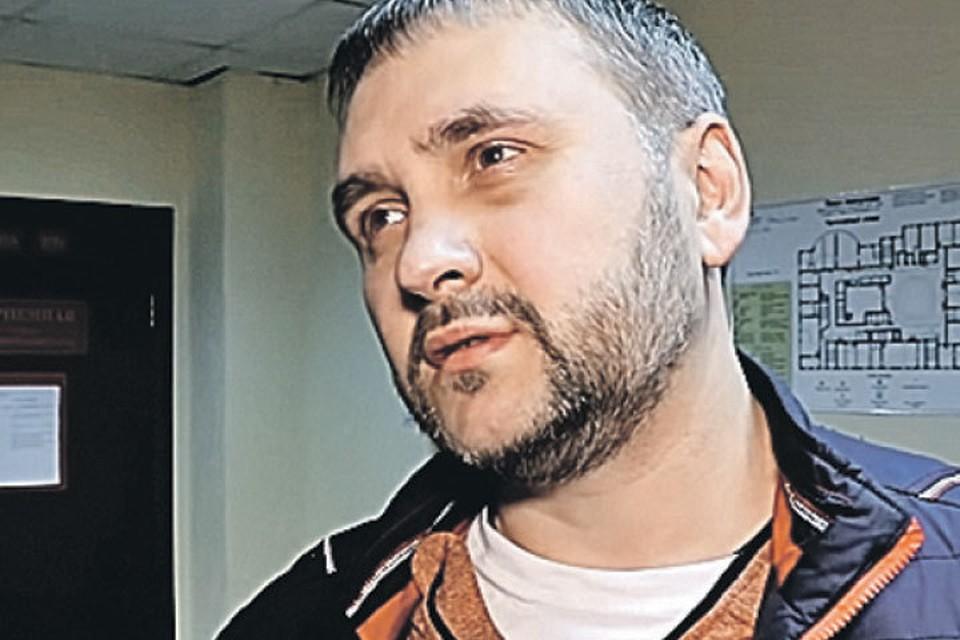 Сергей Каптуров. Фото: youtube.com